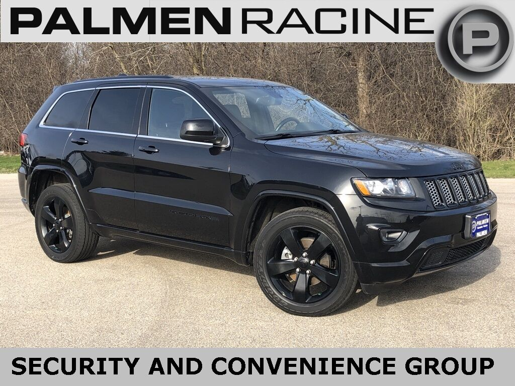2015 Jeep Grand Cherokee Altitude Racine WI