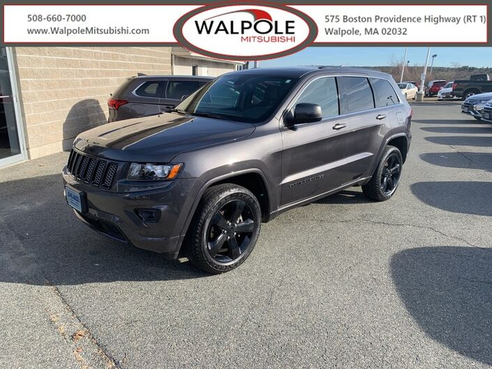 2015 Jeep Grand Cherokee Altitude Weymouth MA