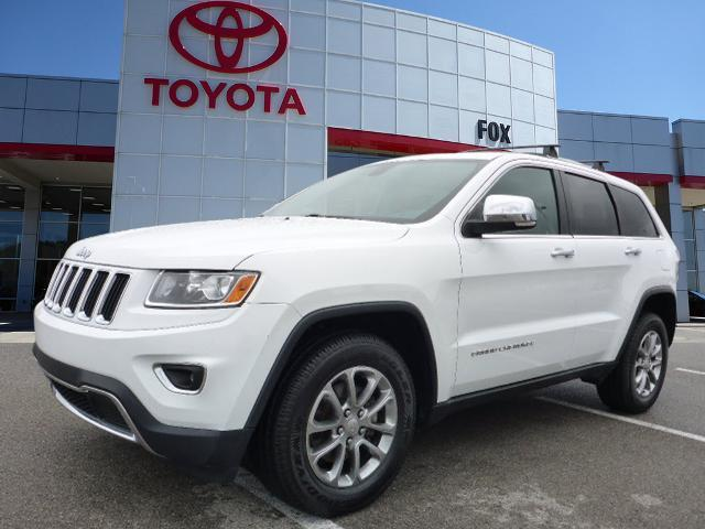 2015 Jeep Grand Cherokee LIMITED Clinton TN