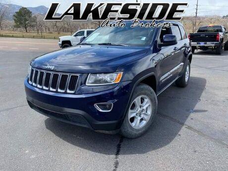 2015 Jeep Grand Cherokee Laredo 4WD Colorado Springs CO