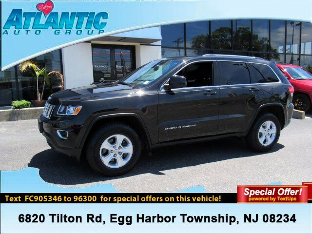 2015 Jeep Grand Cherokee Laredo Egg Harbor Township NJ