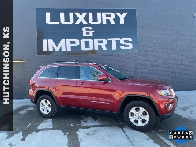 2015 Jeep Grand Cherokee Laredo Hutchinson KS
