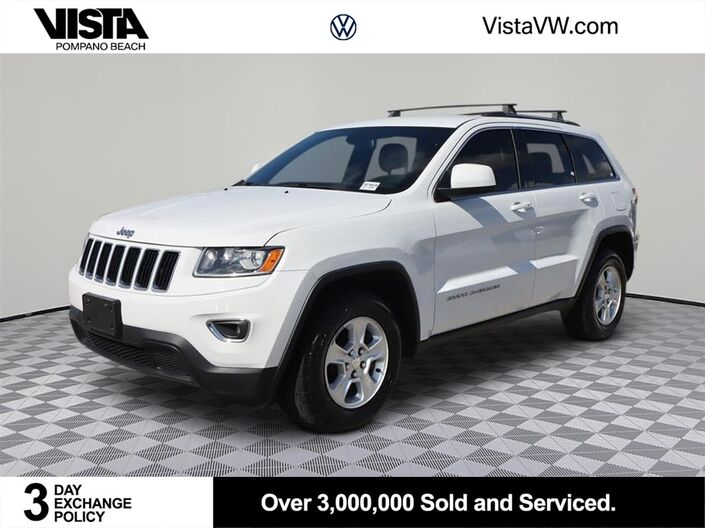 2015 Jeep Grand Cherokee Laredo Pompano Beach FL