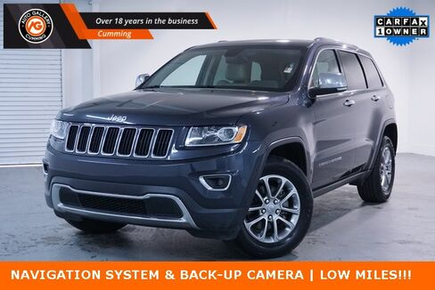 2015_Jeep_Grand Cherokee_Limited_ Gainesville GA