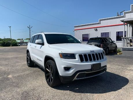 2015 Jeep Grand Cherokee Limited 2WD Houston TX