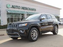 2015_Jeep_Grand Cherokee_Limited 2WD PUSH BUTTON START, BACKUP CAMERA, POWER LIFT GATE, HEATED STS, HEATED STEERING WHEEL_ Plano TX