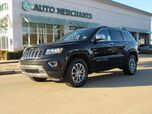 2015 Jeep Grand Cherokee Limited 4WD DIESEL, LEATHER SEATS, BLUETOOTH CONNECTION, NAVIGATION SYSTEM, BACK-UP CAMERA