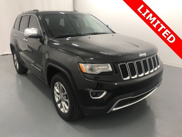 2015 Jeep Grand Cherokee Limited 4WD Holland MI