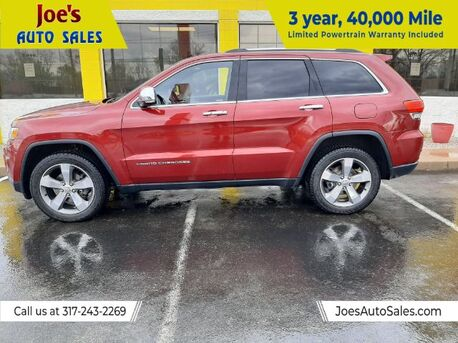 2015_Jeep_Grand Cherokee_Limited 4WD_ Indianapolis IN