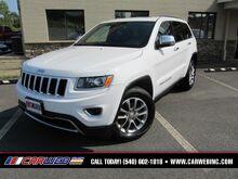 2015_Jeep_Grand Cherokee_Limited 4WD_ Fredricksburg VA