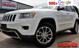 Jeep Grand Cherokee Limited 4x4 4dr SUV 2015