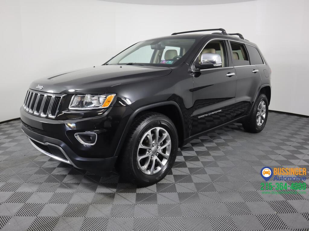 2015 Jeep Grand Cherokee Limited 4x4 Feasterville PA