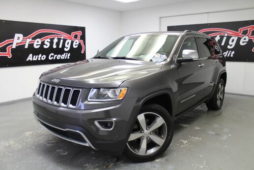 2015 Jeep Grand Cherokee Limited Akron OH