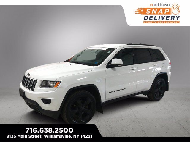 2015 Jeep Grand Cherokee Limited Williamsville NY