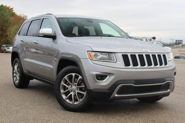 2015 Jeep Grand Cherokee Limited Ardmore OK