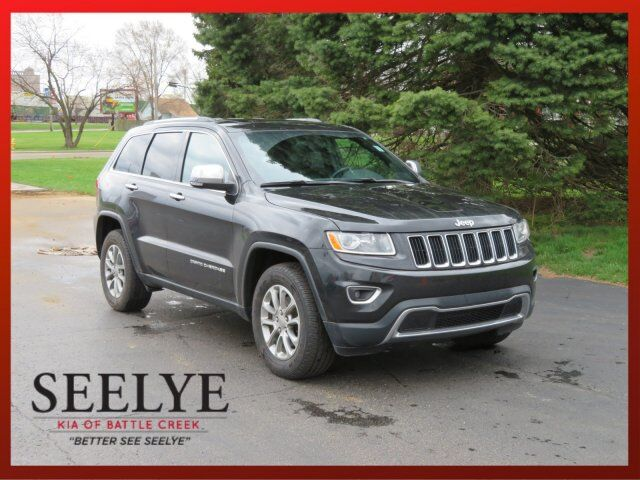 2015 Jeep Grand Cherokee Limited Battle Creek MI