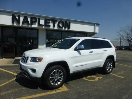 2015_Jeep_Grand Cherokee_Limited_ Bourbonnais IL