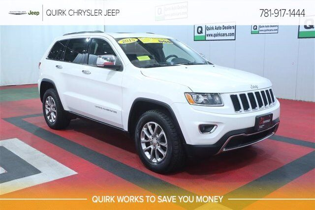 2015 Jeep Grand Cherokee Limited Braintree MA