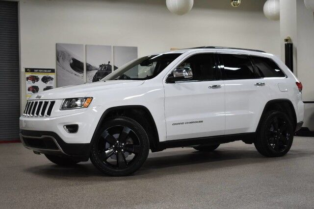 2015 Jeep Grand Cherokee Limited Boston MA