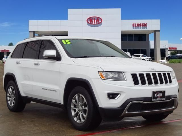 2015 Jeep Grand Cherokee Limited Carrollton TX