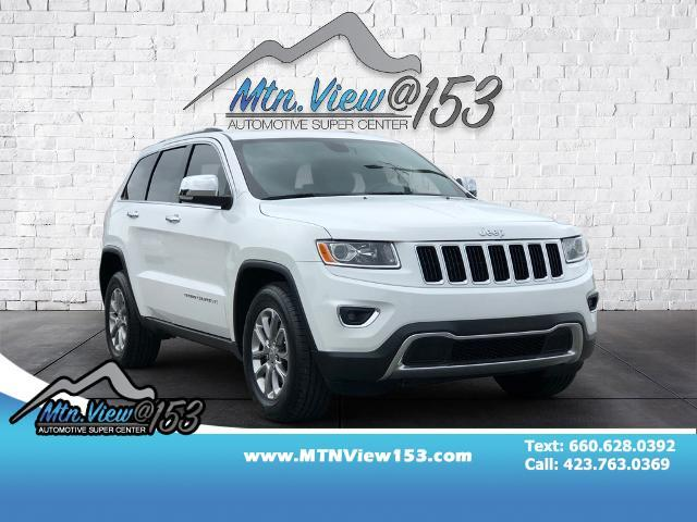 2015 Jeep Grand Cherokee Limited Chattanooga TN
