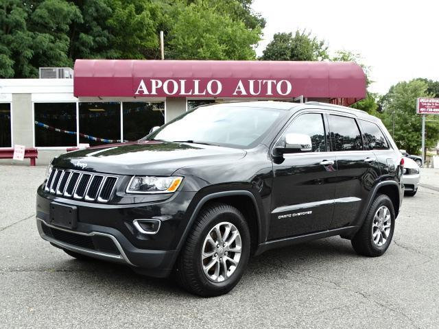 2015 Jeep Grand Cherokee Limited Cumberland RI