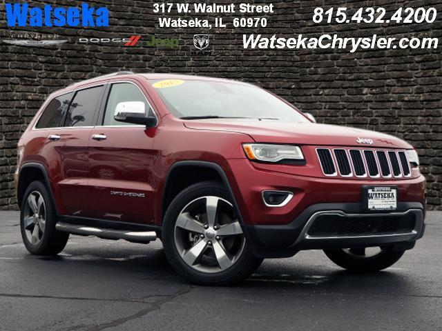 2015 Jeep Grand Cherokee Limited Dwight IL