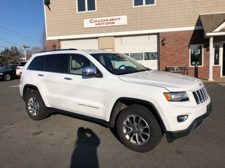 2015 Jeep Grand Cherokee Limited East Windsor CT