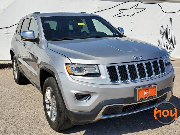 2015 Jeep Grand Cherokee Limited El Paso TX