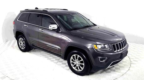 2015_Jeep_Grand Cherokee_Limited_ Euless TX