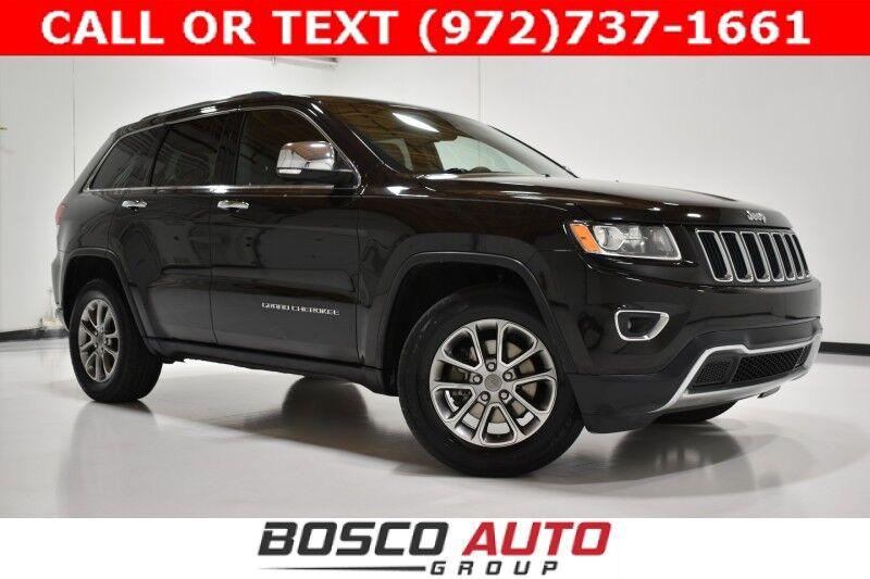 2015 Jeep Grand Cherokee Limited Flower Mound TX
