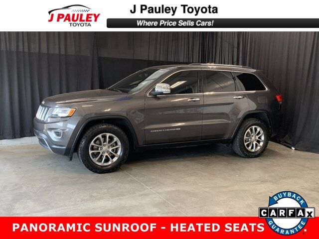 2015 Jeep Grand Cherokee Limited Fort Smith AR