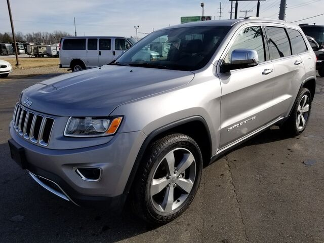 2015 Jeep Grand Cherokee Limited Fort Wayne Auburn and Kendallville IN