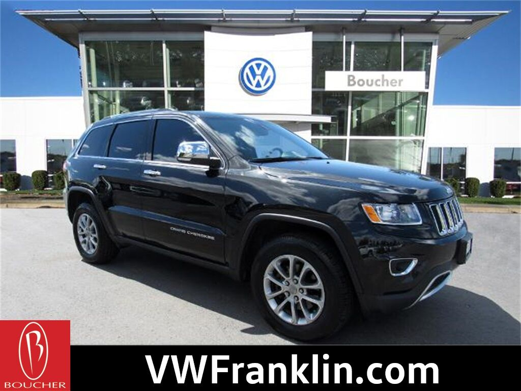 2015 Jeep Grand Cherokee Limited Franklin WI