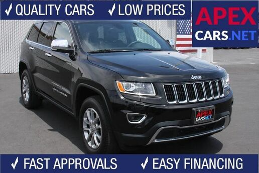 2015 Jeep Grand Cherokee Limited Fremont CA