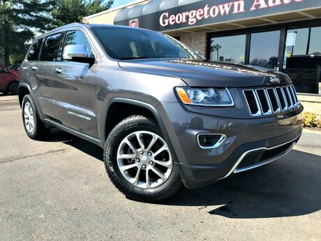 2015 Jeep Grand Cherokee Limited Georgetown KY