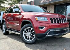 2015_Jeep_Grand Cherokee_Limited_ Georgetown KY