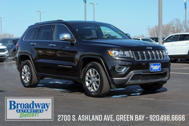 2015 Jeep Grand Cherokee Limited Green Bay WI