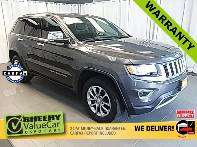 2015 Jeep Grand Cherokee Limited Springfield VA