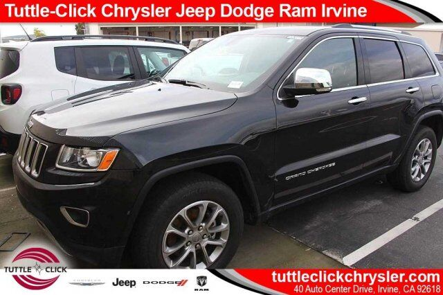 2015 Jeep Grand Cherokee Limited Irvine CA