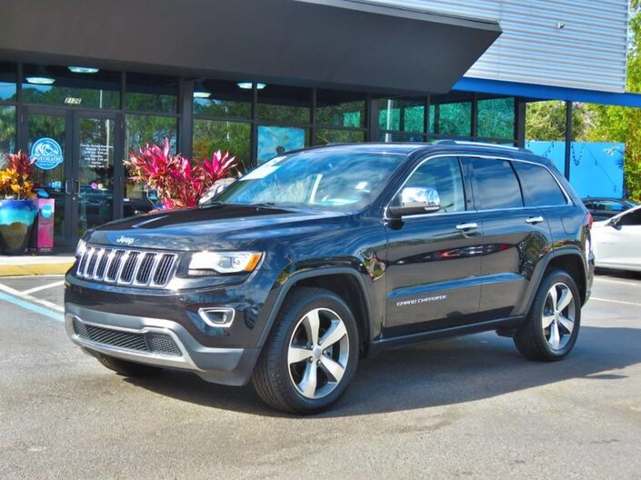 2015 Jeep Grand Cherokee Limited Jacksonville FL
