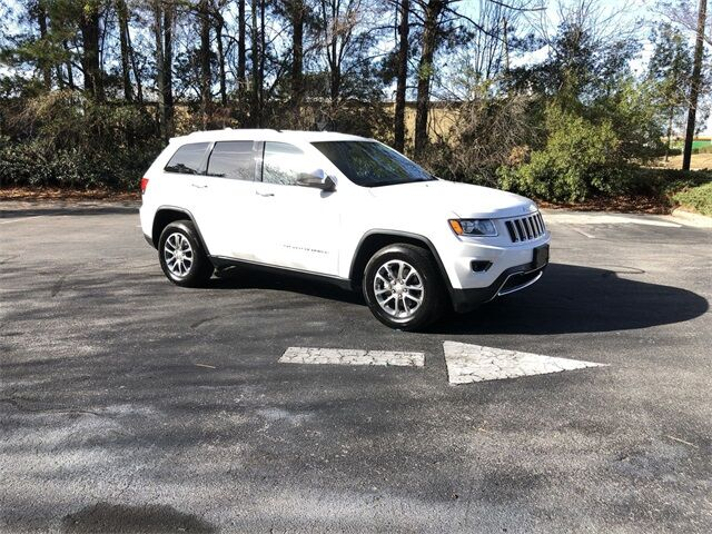 2015 Jeep Grand Cherokee Limited Jacksonville NC