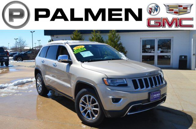 2015 Jeep Grand Cherokee Limited Racine WI