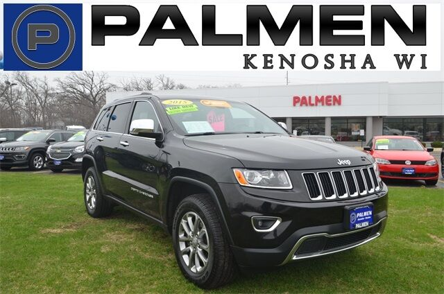2015 Jeep Grand Cherokee Limited Kenosha WI