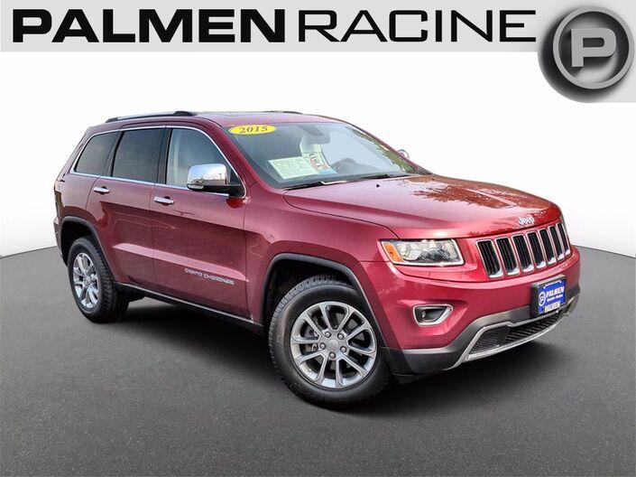 2015 Jeep Grand Cherokee Limited Racine WI