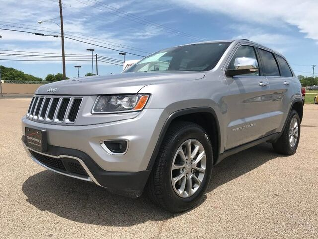 2015 Jeep Grand Cherokee Limited Killeen TX