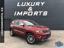 2015_Jeep_Grand Cherokee_Limited_ Leavenworth KS