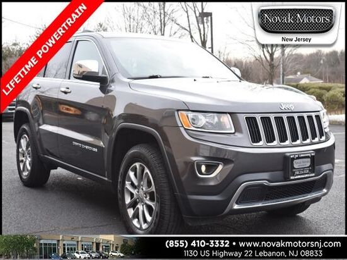 2015_Jeep_Grand Cherokee_Limited_ Lebanon NJ