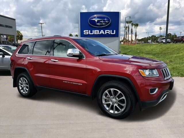 2015 Jeep Grand Cherokee Limited Leesburg FL