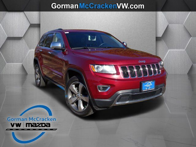 2015 Jeep Grand Cherokee Limited Longview TX
